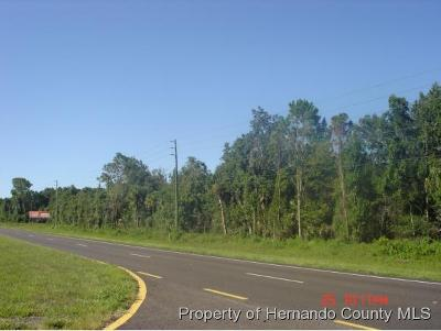 Crystal River Residential Lots & Land For Sale: 5215 Suncoast Boulevard
