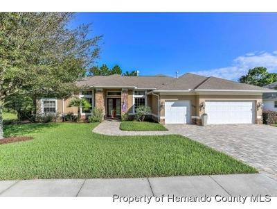Brooksville Single Family Home For Sale: 5427 Firethorn Point