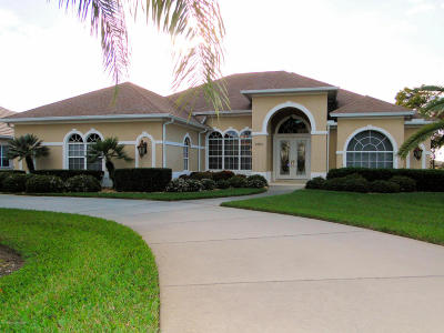 Weeki Wachee Single Family Home For Sale: 9091 Justine Dr.