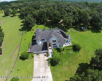 Brooksville Single Family Home For Sale: 21251 Moore Road