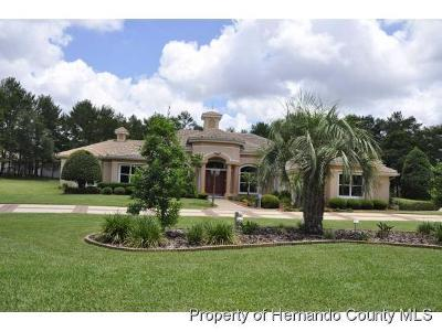 Weeki Wachee FL Single Family Home For Sale: $949,000