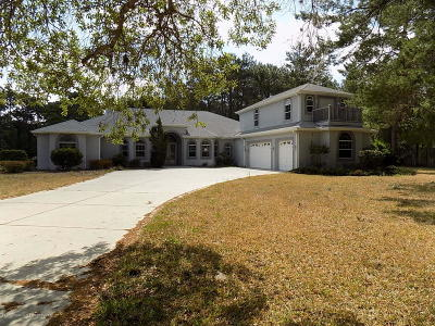 Spring Hill Single Family Home For Sale: 5332 Barclay Avenue