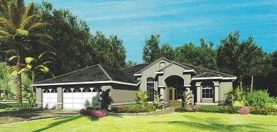 Weeki Wachee Single Family Home For Sale: Lark Sparrow Road