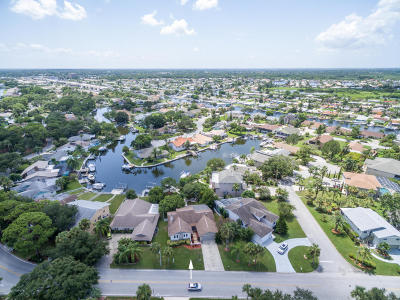 New Port Richey Single Family Home For Sale: 4150 Marine