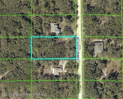 Webster Residential Lots & Land For Sale: Chimney Rock Drive