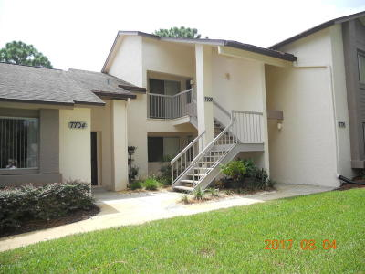 Weeki Wachee Condo/Townhouse For Sale: 7702 St Andrews Boulevard