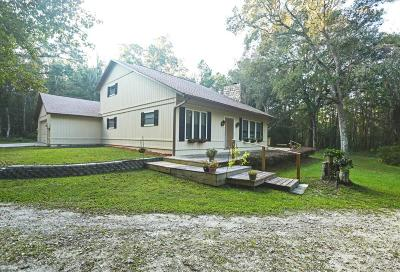 Brooksville Single Family Home For Sale: 5114 Culbreath Road