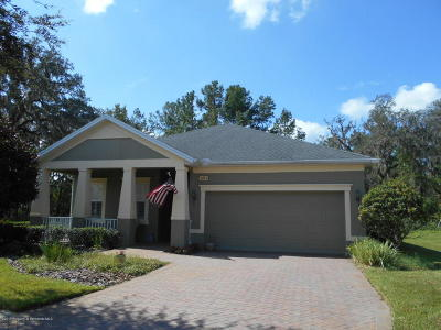 Brooksville Single Family Home For Sale: 5051 Endview Pass