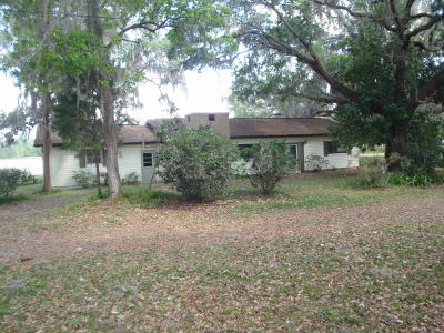 Brooksville Single Family Home For Sale: 7410 Bonnie Lake Drive