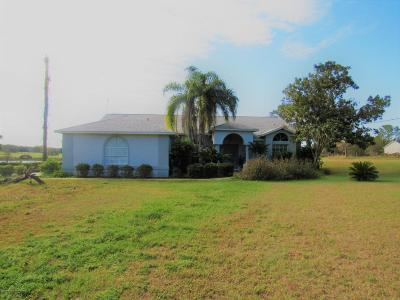 Brooksville Single Family Home For Sale: 24488 Mae Hight Road