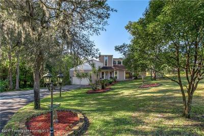 New Port Richey Single Family Home For Sale: 8055 Sycamore