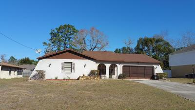 Spring Hill Single Family Home For Sale: 11223 Addison Street