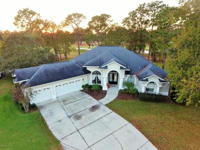 Brooksville Single Family Home For Sale: 5081 Championship Cup Lane