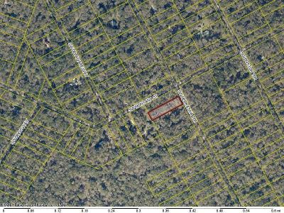 Fort White FL Residential Lots & Land For Sale: $9,000