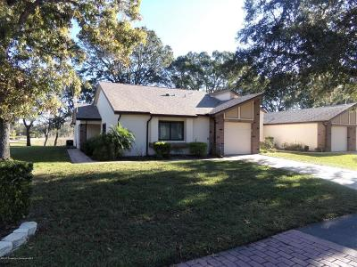 Weeki Wachee FL Single Family Home For Sale: $144,900