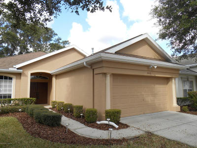 Brooksville Single Family Home For Sale: 4419 Caliquen Drive