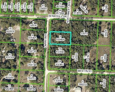 Residential Lots & Land For Sale: Larry Avenue