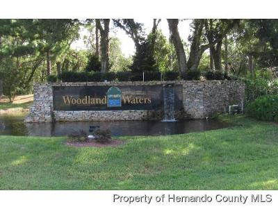 Woodland Waters Phase 1, Woodland Waters Phase 2, Woodland Waters Phase 4, Woodland Waters Phase 5 Residential Lots & Land For Sale: Warm Wind Way