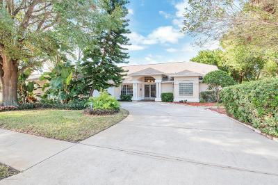 Hudson Single Family Home For Sale: 13639 Woodside