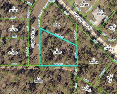 Residential Lots & Land For Sale: Crabapple
