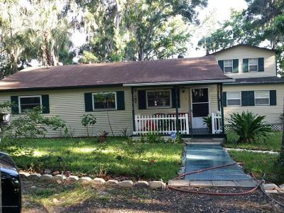 Brooksville Single Family Home For Sale: 17023 Ponce De Leon