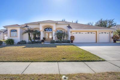 Brooksville Single Family Home For Sale: 4260 Caliquen Drive