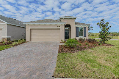 Brooksville Single Family Home For Sale: 5097 Endview Pass