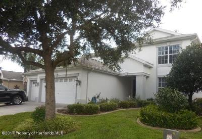 Brooksville Single Family Home For Sale: 4381 Caliquen Drive