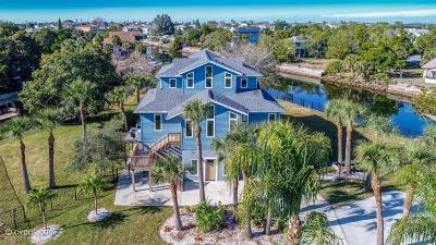 Hernando Beach Single Family Home For Sale: 3440 Paragon Terrace