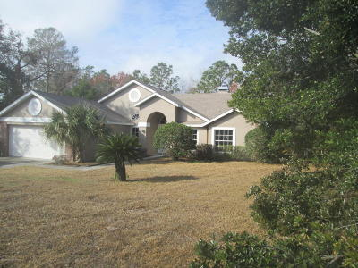 Hernando County Single Family Home For Sale: 4219 Newton Road