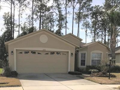 Hudson Single Family Home For Sale: 11814 Spindrift Loop