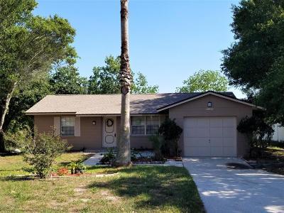 Spring Hill Single Family Home For Sale: 9124 Eldridge