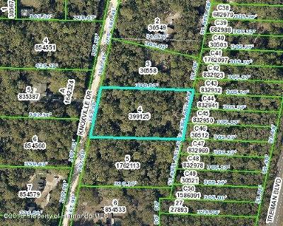 Residential Lots & Land For Sale: Knoxville Drive #Lot4