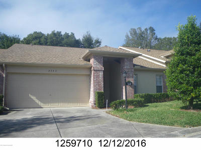 Spring Hill Single Family Home For Sale: 2335 Rolling View Drive