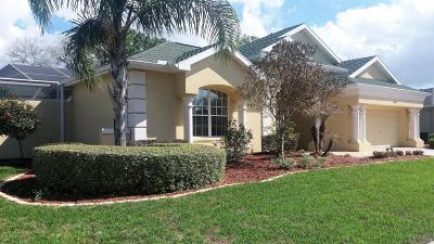Brooksville Single Family Home For Sale: 4644 Golf Club Lane