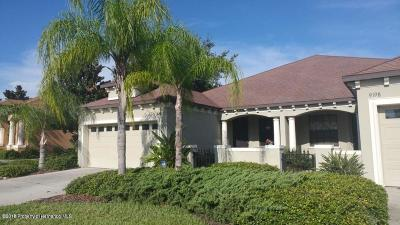 Brooksville Single Family Home For Sale: 9198 Southern Charm