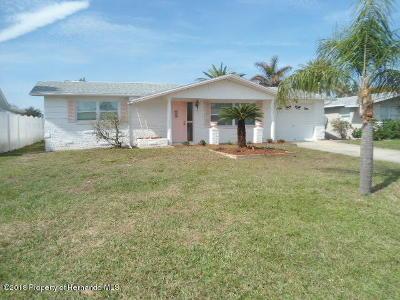 Hudson Single Family Home For Sale: 13607 Allyn Drive