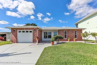 Hernando Beach Single Family Home For Sale: 4179 Tampico Trail