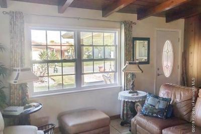 Hernando Beach Single Family Home For Sale: 4461 Bahama Drive