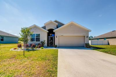 Brooksville FL Single Family Home For Sale: $184,900