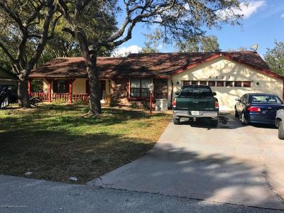 Spring Hill Single Family Home For Sale: 8321 Philadelphia Avenue