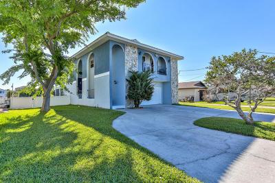 Hernando Beach Single Family Home Active - Under Contract: 4176 Camelia Drive
