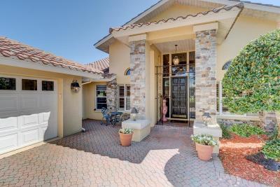 Weeki Wachee Single Family Home For Sale: 10008 Scarlett Court