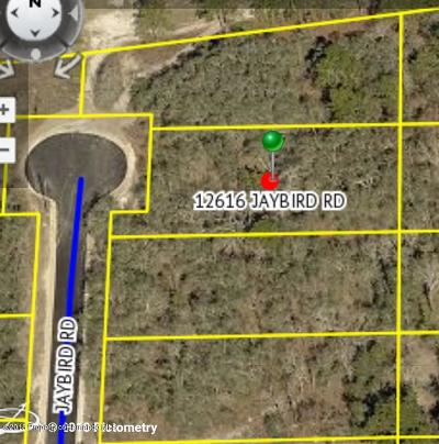 Residential Lots & Land For Sale: 12616 Jaybird