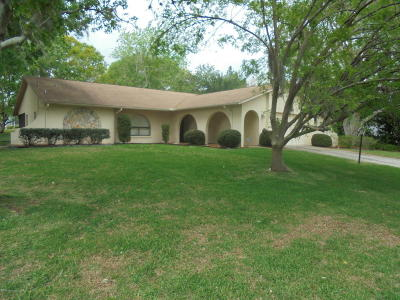 Spring Hill Single Family Home For Sale: 1409 Bavon Avenue