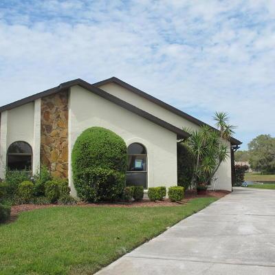 Weeki Wachee Single Family Home For Sale: 9151 Lingrove