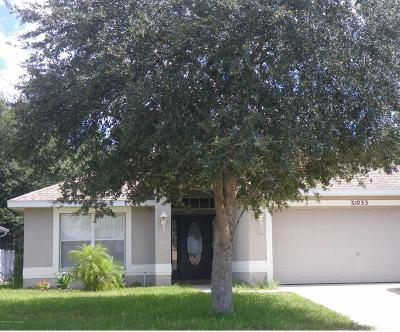 Brooksville Single Family Home For Sale: 31033 Satinleaf Run