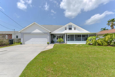 Hernando Beach Single Family Home For Sale: 4503 Bahama Drive