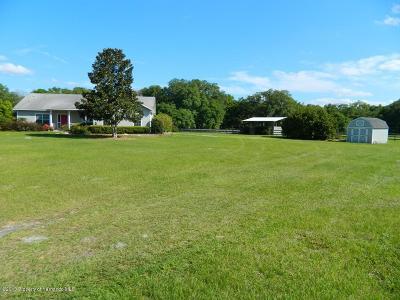 Dade City Single Family Home For Sale: 26000 Bayhead Drive