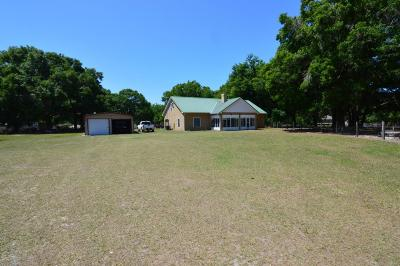 Dade City Single Family Home For Sale: 40532 River Road